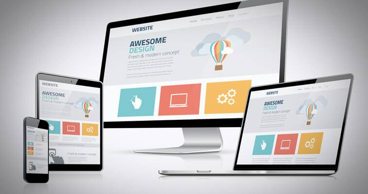 web design digital marketing responsive
