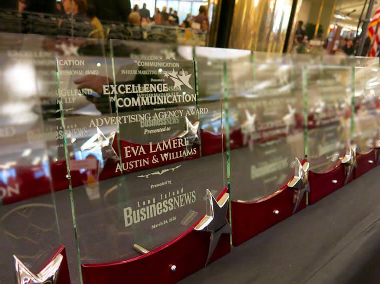 LIBN Awards on Display
