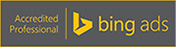 Bing Ads Accredited Professional - Austin Williams