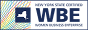 WBE Badge - Women Business Enterprise - Austin Williams
