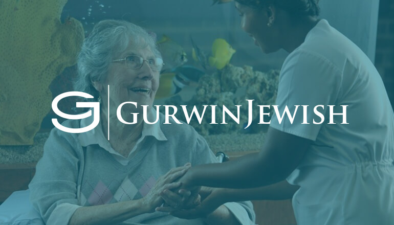 Logo for Gurwin Jewish Family of Services