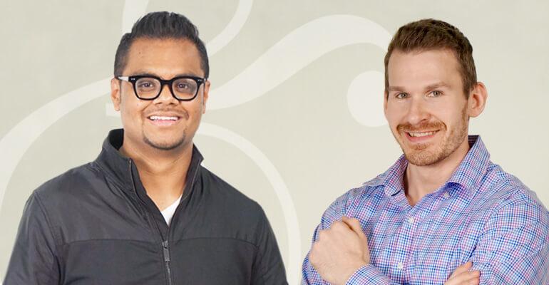 Sifat Ullah and Chris Tomaszewski