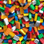 pile of lego blocks