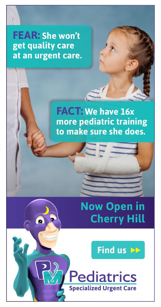 PM Pediatrics Fear Fact Campaign 300x600 banner