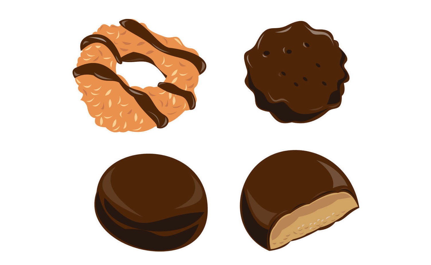 Digitally Feeding a Girl Scout Cookie Addiction