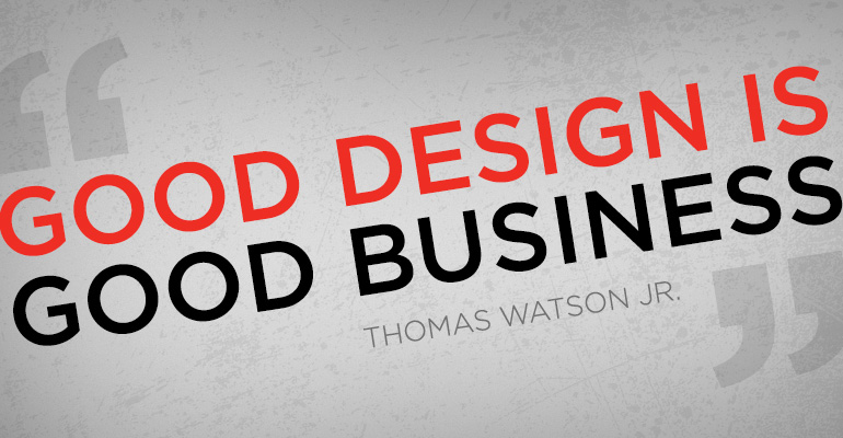 Giving Thanks for Good Design
