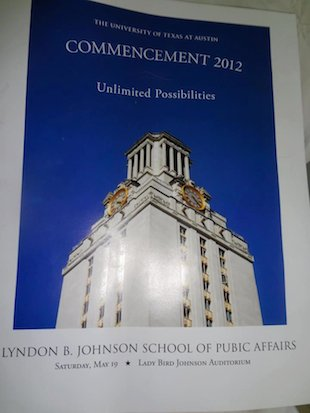 commencement 2012