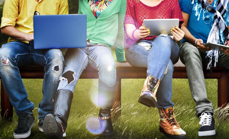 Is Social Media the New Higher Ed Recruitment Catalog?