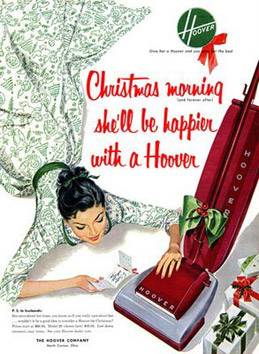 hoover old xmas advertisement