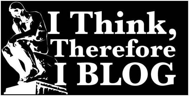 Blogging Thinker