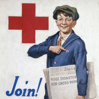Red Cross: Rebranded
