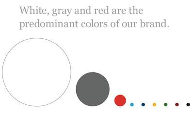 Red Cross Brand Colors