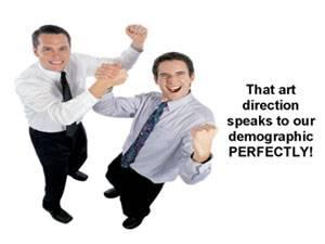 2 men cheering