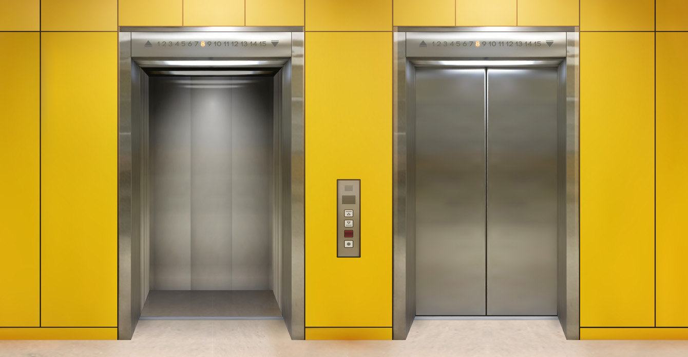 The ups and downs of making an elevator pitch