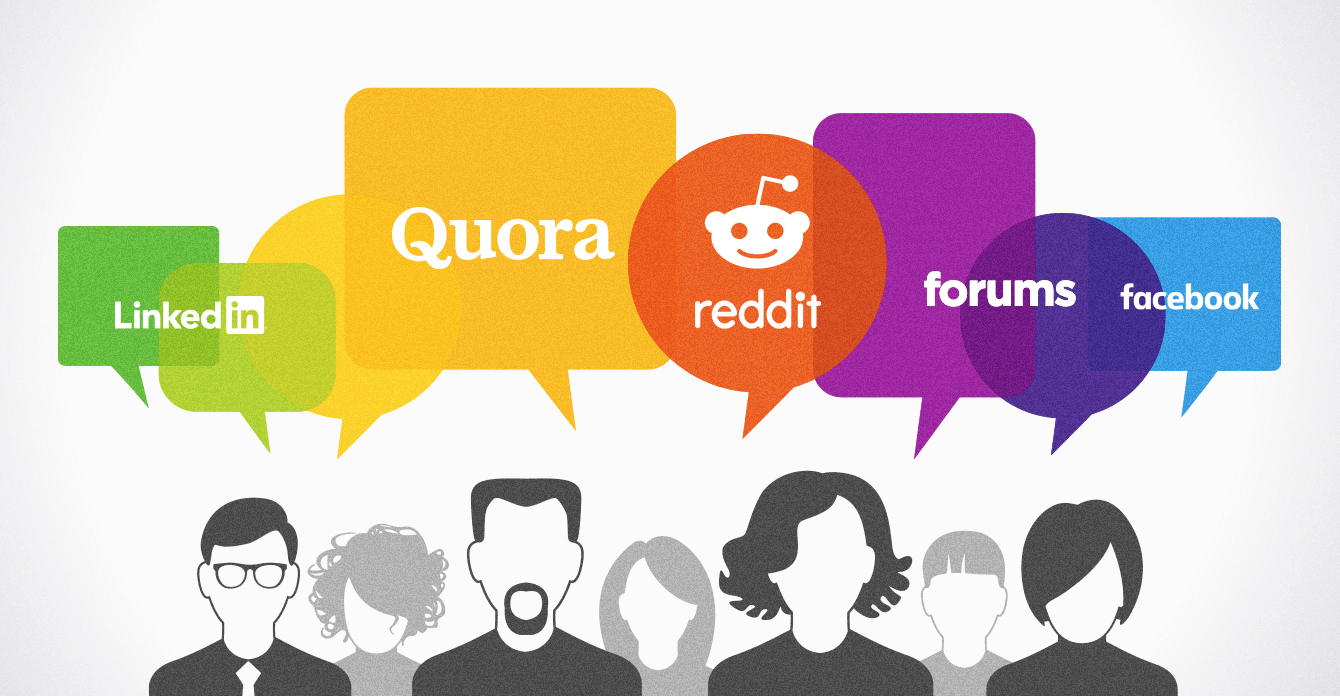 """Using """"Other"""" Online Communities to Build Your Brand"""